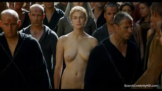 Lena Headey nude as Cersei in Game of Thrones