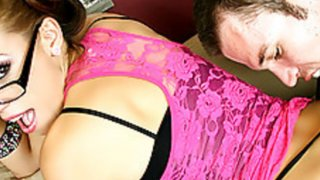 Sexy Cleaning Maid Layla Rivera Turned into Sex Slave!