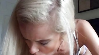 Slender gf Halle Von tries out anal sex and caught on camera