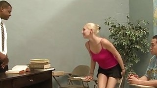 Rylie Richaman enjoys sex with a black lover
