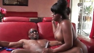 Two plumpy black bitches with dick desire get fuck