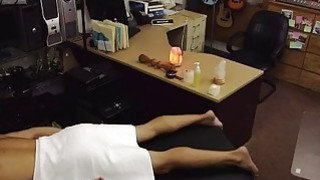 Massage Followed By A Fuck