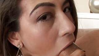 Naughty damsel is man with her divine oral