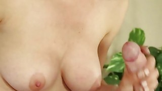 Super sweet model trying sucking and