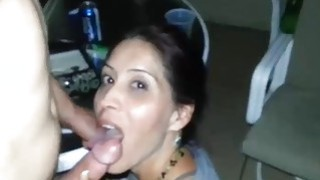 Skilled MILF Blowing a hard SHaft