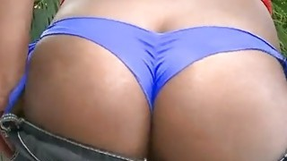 Sweet Sexy Ass Ready For Anal
