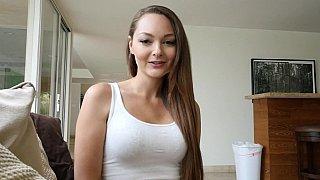 Seductive Sabrina Rey