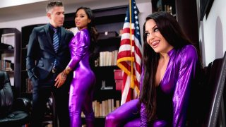 The XXX Awards Heist! with Kissa Sins and Honey Gold